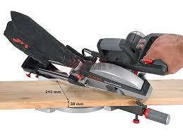Angulo de corte de una ingletadora telescopica